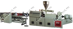 SJZ55/110 Conical Double-Screw Extruder (Экструдер)